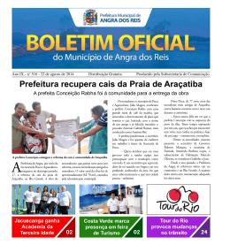 Prefeitura recupera cais da Praia de Araçatiba