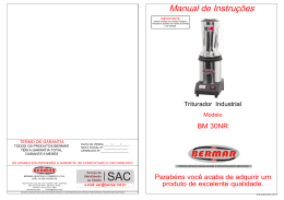 manual de instruçoes liquid bm 30- 03