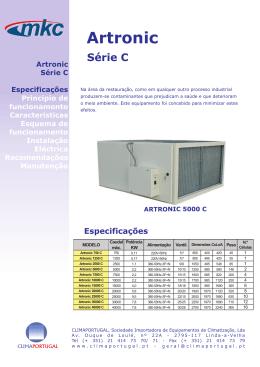 ARTRONIC 5000 C