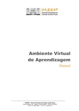 Manual Versão 1.3