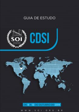 1 - SOI - Simulação de Organizações Internacionais