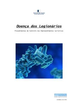Doença dos Legionários