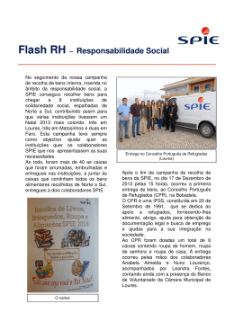 Flash RH – Responsabilidade Social