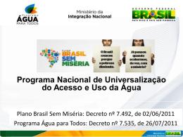 Programa Nacional de Universalização do Acesso e Uso da