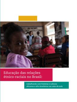 Educação das relações étnico-raciais no Brasil