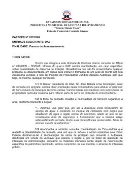 Acessar - Site Oficial da Prefeitura de Sant`Ana do Livramento