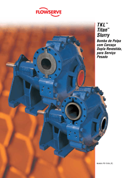 TKL™ Titan™ Slurry - Flowserve Corporation