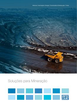 Soluções para Mineração