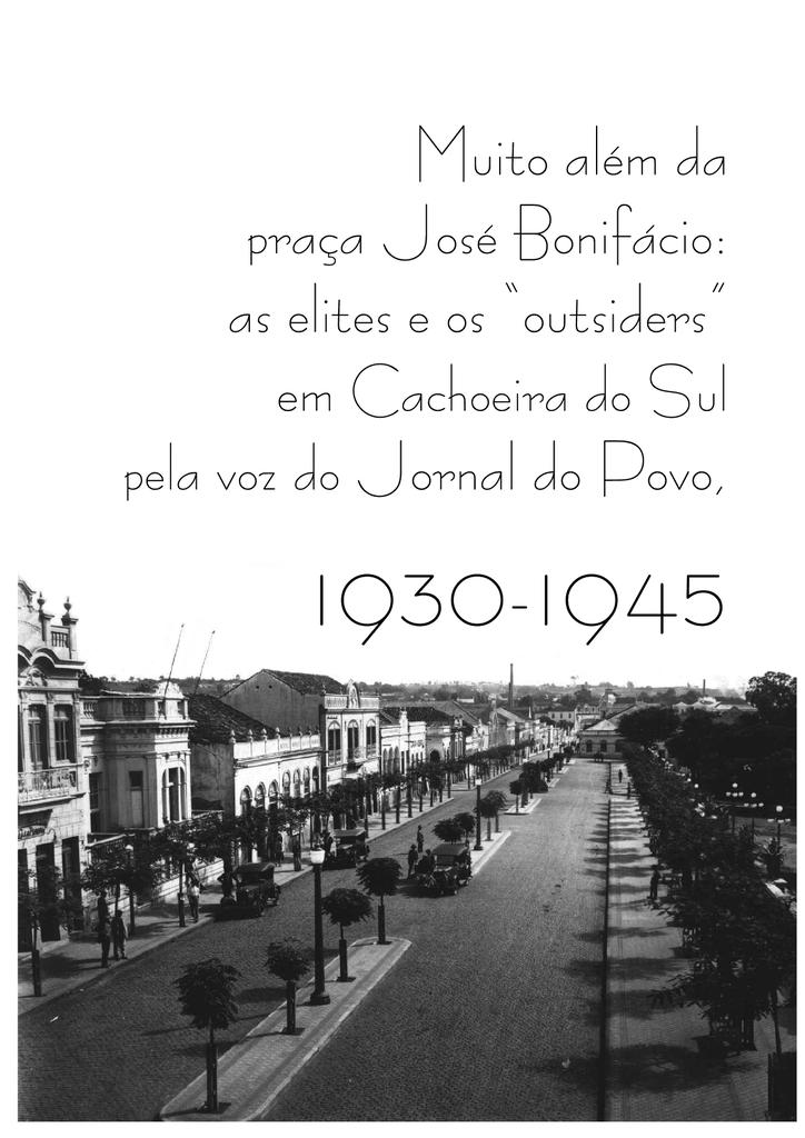 Muito além da praça José Bonifácio f6b9547b96b29