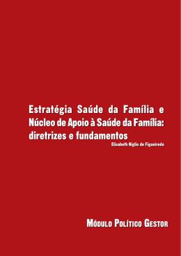 Estratégia Saúde da Família e Núcleo de Apoio à Saúde da Família