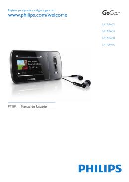 SA1ARA Portuguese user manual