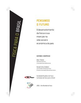 Física para o Brasil FINAL.pmd - Sociedade Brasileira de Física