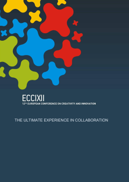 the ultimate experience in collaboration
