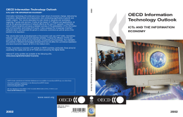 OECD Information Technology Outlook