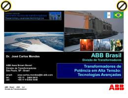 ABB Brasil - HVAC até 765kV, 1