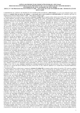 AGÊNCIA DE PROMOÇÃO DE EXPORTAÇÕES DO BRASIL (APEX