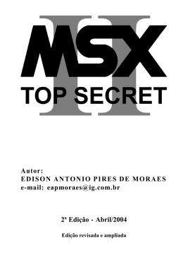 msx top secret 2