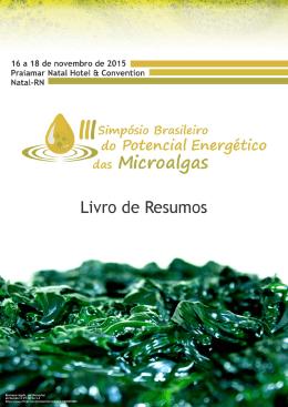 AQUI - Simpósio Brasileiro do Potencial Energético das Microalgas