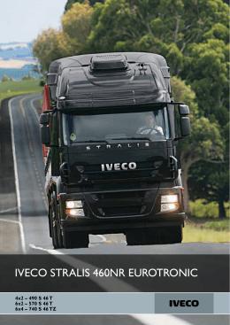 IVECO STRALIS 460NR EUROTRONIC