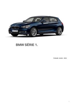 BMW SÉRIE 1. - Autokraft BMW