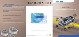 NTN-SNR Aftermarket Automotivo - Ntn