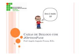 IA10-ProgramacaoOO-Aula003-Caixas de Dialogo com