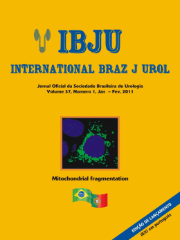 do PDF - International Braz J Urol