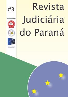 Revista Judiciária do Paraná