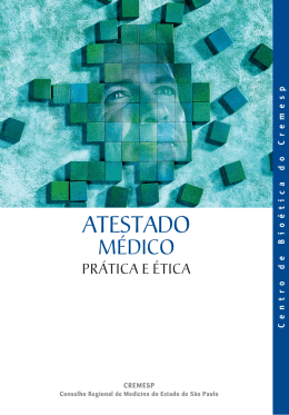 Atestado Médico - Prática e Ética - HGIS