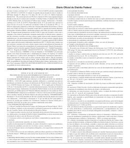 Diário Oficial do Distrito Federal - Secretaria de Estado de Políticas