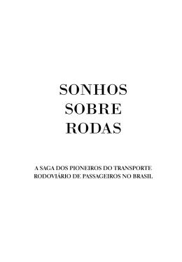 SONHOS SOBRE RODAS