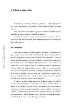 5- Análise de caso prático - Maxwell - PUC-Rio