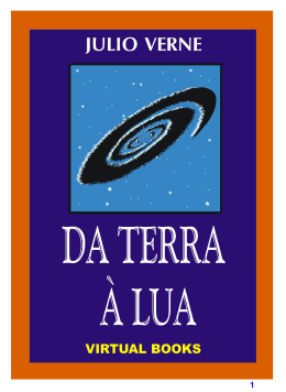 Da Terra à Lua - Virtual Books