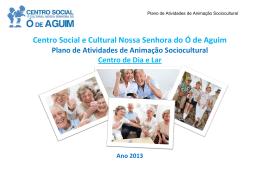 Centro Social e Cultural Nossa Senhora do Ó de Aguim