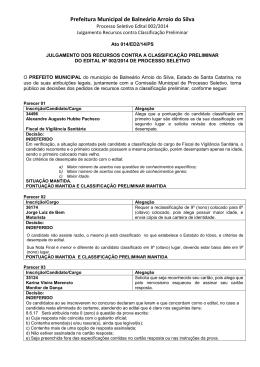 Prefeitura Municipal de Balneário Arroio do Silva