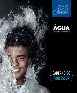 Desafios da Sociedade Caderno do Professor, com as