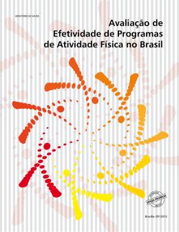 Avaliação de efetividade de programas de atividade física no Brasil