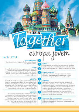 Progama Together Europa Jovem