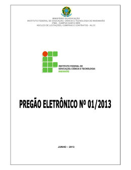 JUNHO – 2013 - ctsaci.com.br