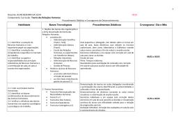 1 Docente: ALINE BEZERRA DA SILVA H115 Componente