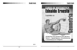 2011 - Ednaldo Ernesto