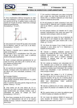 Física - Escola São Domingos