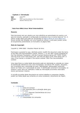 curso irtermediario linux