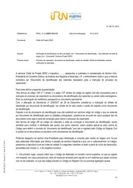 08/CC/2015 - Instituto dos Registos e Notariado