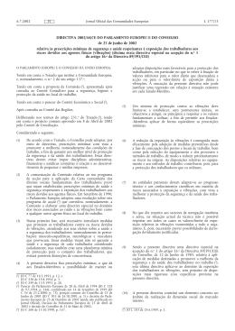 Directiva n.º 2002/49/CE