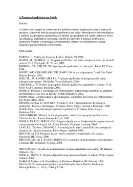 Ementas e Bibliografia - Universidade São Judas Tadeu