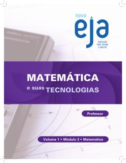 MATEMÁTICA - Projeto SEEDUC