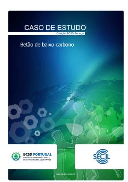 Secil – Betão de baixo carbono