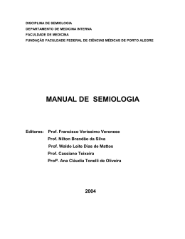 MANUAL DE SEMIOLOGIA