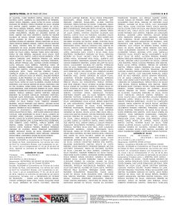 caderno 6 5 quinta-feira, 08 de maio de 2014